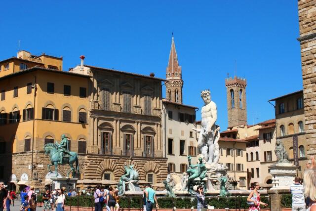 tag på tur til Firenze toscana