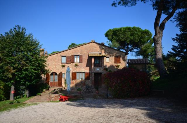 hyggelig landlig feriehus i Italien