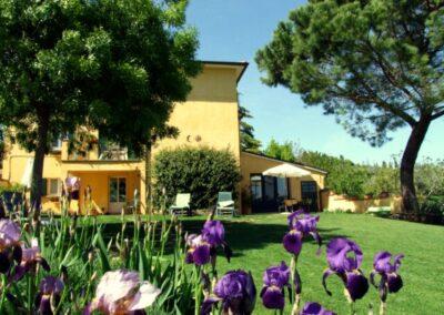 Skøn sted at holde ferie i italien