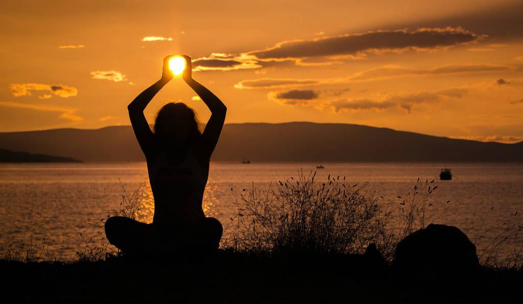 Tag på yoga ophold hos bellaumbria