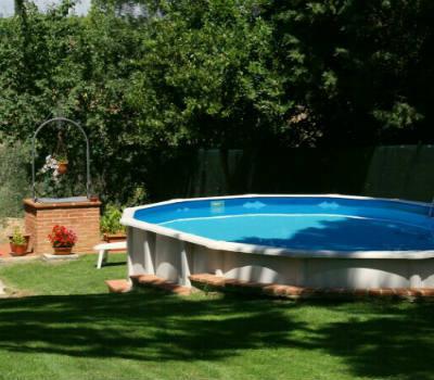 ferielejlighed til 4 personer med pool